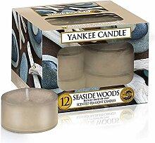 """Yankee Candle Teelicht, """"Seaside Woods"""""""