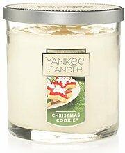 Yankee Candle Tumbler Jar Kerze, Christmas Cookie