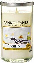"Yankee Candle ""Vanilla"" Stumpenkerze,"