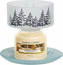 Yankee Candle Winter Trees Kleiner Lampenschirm