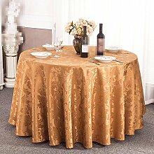 YANLIU Hotel Tischdecke, europäisches Restaurant Tischdecke, Couchtisch runde Tischdecke Tuch Tischdecke , 6 , 140*180cm
