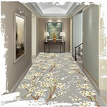 YANZHEN Läufer Flur Teppich Fußmatte Eingang