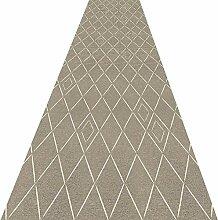 YANZHEN Läufer Flur Teppich Geometrische Muster