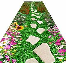 YANZHEN Läufer Flur Teppich Korridor Weiche
