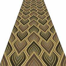 YANZHEN Läufer Flur Teppich Türmatte Abstract