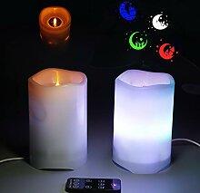 YANZK Candle-Projektions-Lampe,