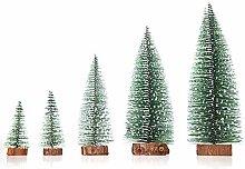 Yaoaoden Mini Kiefer Nadeln Weihnachtsbaum Desktop