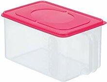 YAOBEI Refrigerator Storage Box Plastic Storage