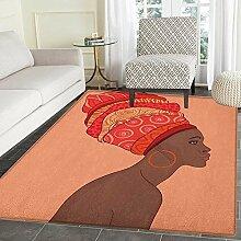 Yaoni Afrikanerin Teppich Kid Teppich exotischen