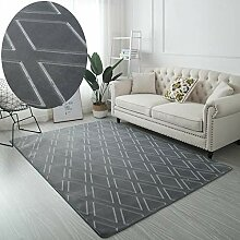 YAOUKCJ Teppich Wohnzimmer Einfache Moderne Sofa