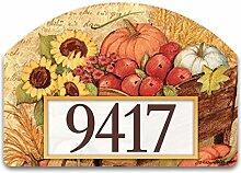 Yard DeSign Herbst Cart Yard Sign # 71223