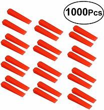 Yardwe 1000 STÜCKE Professionelle Anti lippage