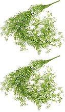 Yardwe 2Pcs Künstliche Blume Reben Stammt