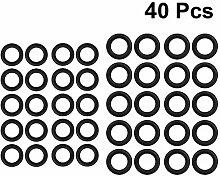 Yardwe 40 stücke Power hochdruckreiniger o-Ringe