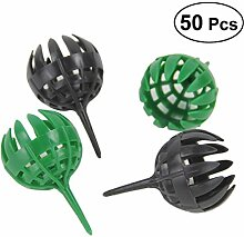 Yardwe 50 STÜCKE Gardern Werkzeug Pflanzen