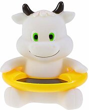 Yardwe Baby Badethermometer Schwimmbad Badewanne