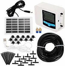 YARNOW 1 Set Solar Bewässerung Timer Automatische