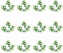 YARNOW 12 Pack Plastikzweig Hängende Pflanze