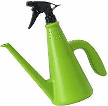 YARNOW 1L Gartengießkanne Gießspray Flasche