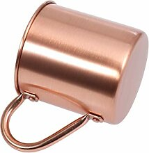 YARNOW 1Pc Kupfer Kaffeetasse Handgefertigte