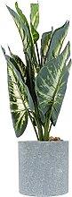 YARNOW Gefälschte Monstera Pflanze Künstliche