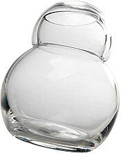 YARNOW Glas mit Deckel Klarglas Lebensmittel