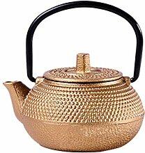 YARNOW Metall Kleine Teekanne Japanischen Stil