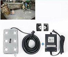 YASE-king Ultraschall-Nebel-Hersteller 1800 ml/H