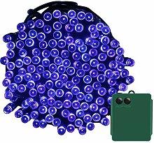 Yasolote, Batteriebetrieben Lichterkette Außen,