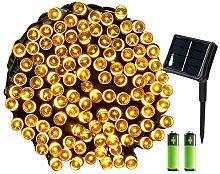 Yasolote, Solar/Batterie Betrieben Umschaltbar