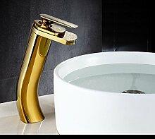YAWEDA Wasserhahn Einloch Händewaschen Einloch