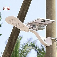YaXuan 50W Solar Street Light, Outdoor Waterproof