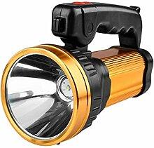 Yaxuan High-Power Portable Lampe, USB Charging