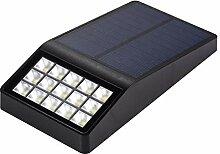 YAXuan Lampe LED Solarlampe, wasserdicht 15 LED