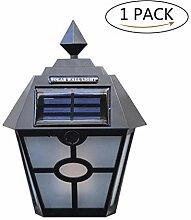 YAXuan Lampe Simulation Flamme Solar Licht Hex