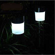 YAXuan Lampe Solar-Gartenleuchten, Wasserdichte