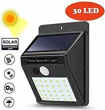YAXuan Lampe Solar Wandleuchte Solar