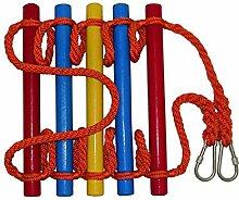 YaXuan Nylon Strickleiter Leiter Farbe Kinder