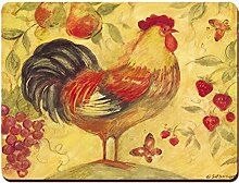 YaYiYo Huhn Kork aus Hartfaserplatte Tisch-Sets