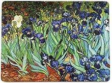 YaYiYo Kork Untersetzer, Isolierung Van Gogh