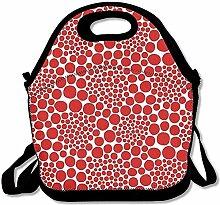 Yayoi Kusama Cooler Bag Temperament Elegant For