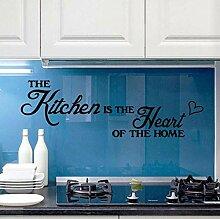 YAZCC Neue küche ist Herz des hauses Brief Muster