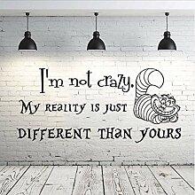 YAZCC Vinyl Wandmalerei Kinderzimmer Babyzimmer