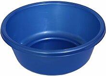 YBM Home Waschbecken Kunststoff rund 1148 blau