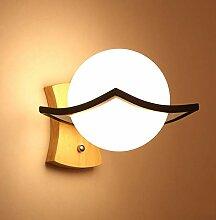 YBQ Energy Saving Sphärische Wandlampe