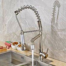 YCEOT Küchenarmatur mit schwenkbarem Auslauf,