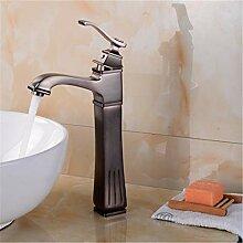 YCEOT Waschbecken Wasserhähne Antik Messing