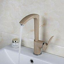 YCEOT Waschbecken Wasserhahn Waschtischarmatur