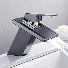 YCEOT Wasserfall Waschbecken Wasserhahn Für Bad