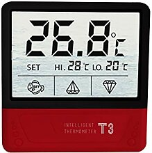 YChoice365 Aquarium Thermometer Digitaler